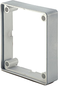 Mounting base for door holding magnets GTR048A010-xxx a GTR063A10-xxx.