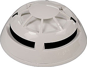 FI750 series optical smoke & thermal detector, class A1R.