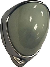 D-Tect1 MkII - PIR detector, det. zone max. 30 x 30 m, mounting height 1,5 - 6 m