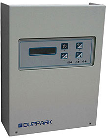 DURPARK Mini control unit, 1 module line, not extendable (up to 16 detectors).
