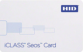 "Service card for HID Mobile Access readers configuration (""MOBILE ADMINISTR."")"