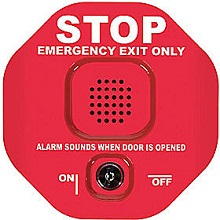 Emergency Exit Alarm