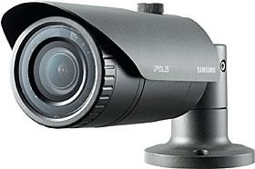 Outdoor bullet IP camera, TD/N, HD 720p, 1.3MP, f=2.8-12mm, IR 20m, IP66