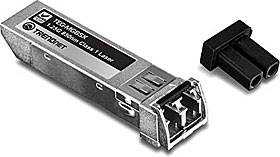 Small Form-factor, IEEE 802.3z Gigabit Ethernet, Multi-Mode, LC (550m)