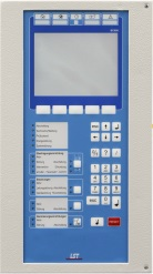 Remote display and operation panel for BC600 series panels