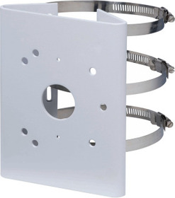 EquIP Pole Mount Adapter, SECC/White powder coating