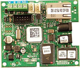 Galaxy Dimension IP Module, replacement of E080-04