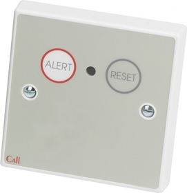 Emergency only call point, button reset