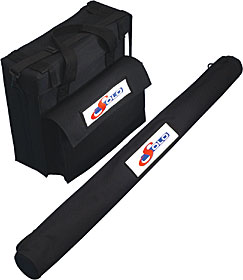 Protective carrying / storage bag.