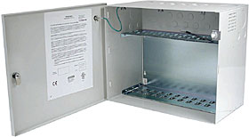 PRO3200 enclosure for up to 9 modules, wall mounted