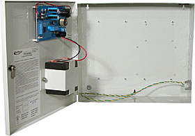 PRO2200 enclosure for 2 modules with power supply unit