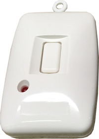 The Pendant Transmitter 868.65MHz to signal emergency situations