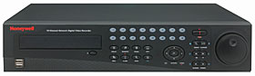 DVR Honeywell HRXD, 16 vstupů, HDD 250GB, 200sn/s, CD-RW, Ethernet
