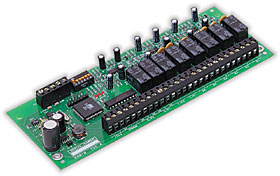 RS-485 board - 6-way sounder module.