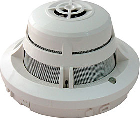 S200 Advanced photo-thermal-IR-CO detector without isolator, ivory colour.