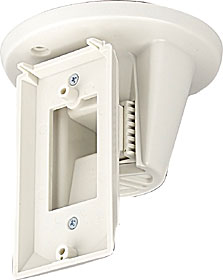 Multi angle ceiling mount bracket for CX-7xx and LX detectors