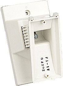 Multi angle wall mount bracket for FX and CDX detectors