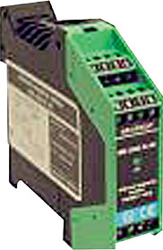 Intrinsically safe power supply unit for powering max. one detector VW