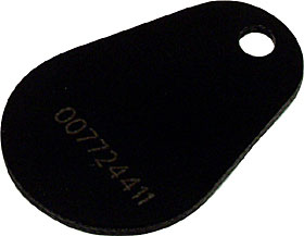 Proximity Keyfob Tag for for MAX and Keyprox