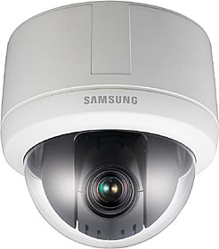 Indoor PTZ Dome camera, T/DN, 600TVL, zoom 12x, 24V