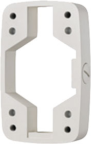 Wall mount base bracket for Dome cameras