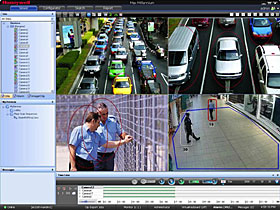 Maxpro VMS - Premium Video Motion Detection