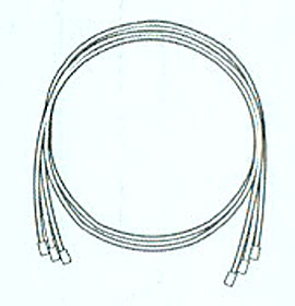 Extension cable for mounting of SL-QNR/QFR units into towers