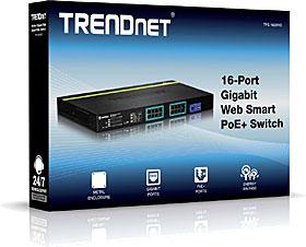 TRENDnet TPE-1620WS Switch Windows 7 64-BIT